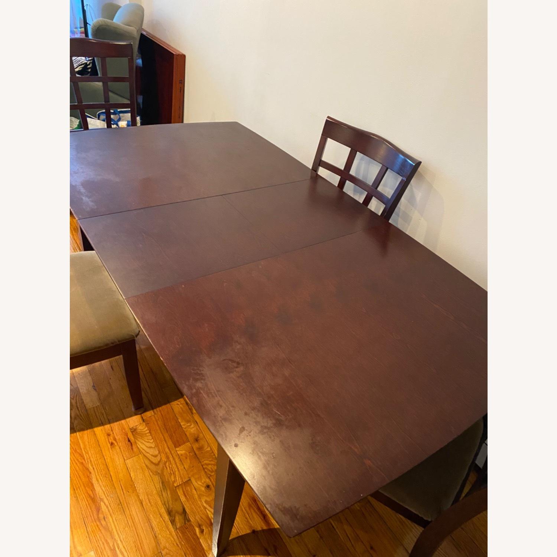Solid Wood Dining Set - image-8