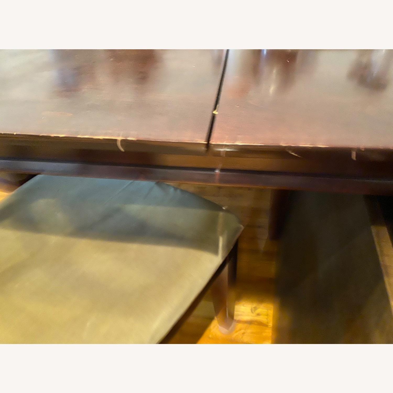 Solid Wood Dining Set - image-5