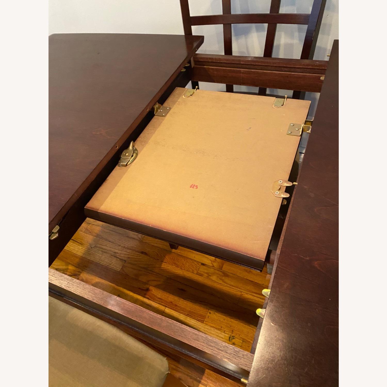 Solid Wood Dining Set - image-7