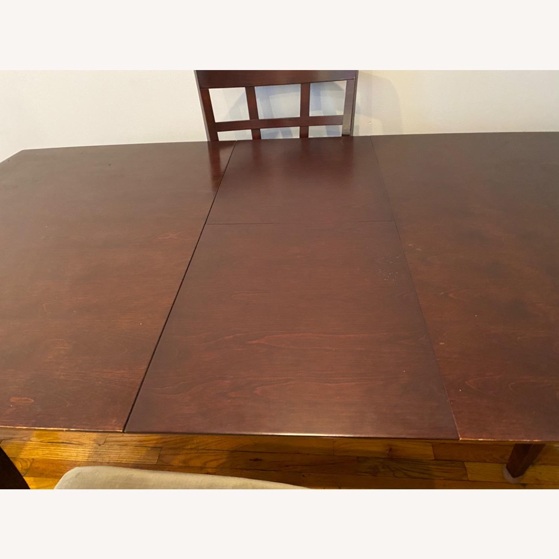 Solid Wood Dining Set - image-9