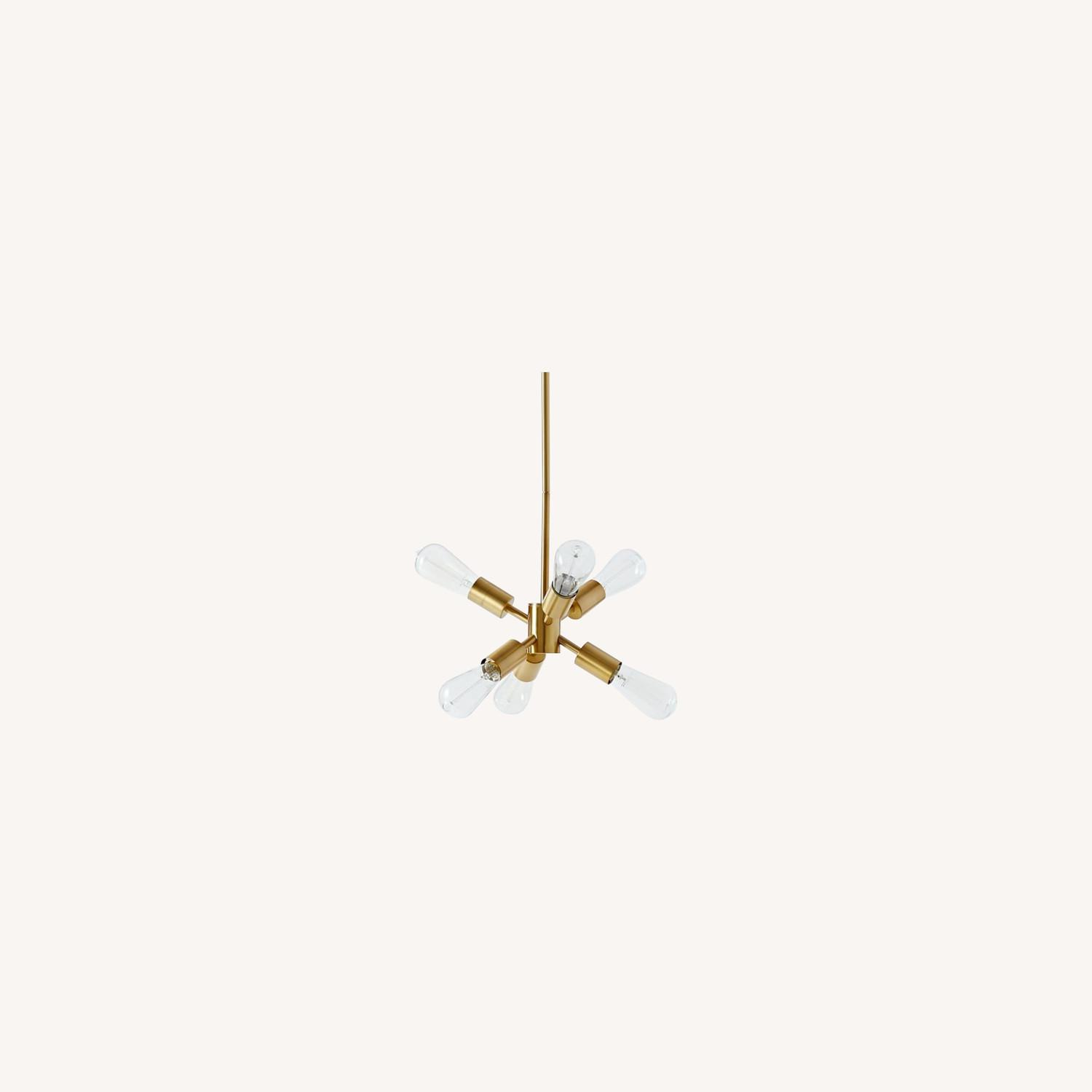 West Elm Mobile Chandelier - Small - image-0