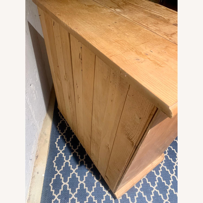 4 Drawer Wooden Dresser - image-6