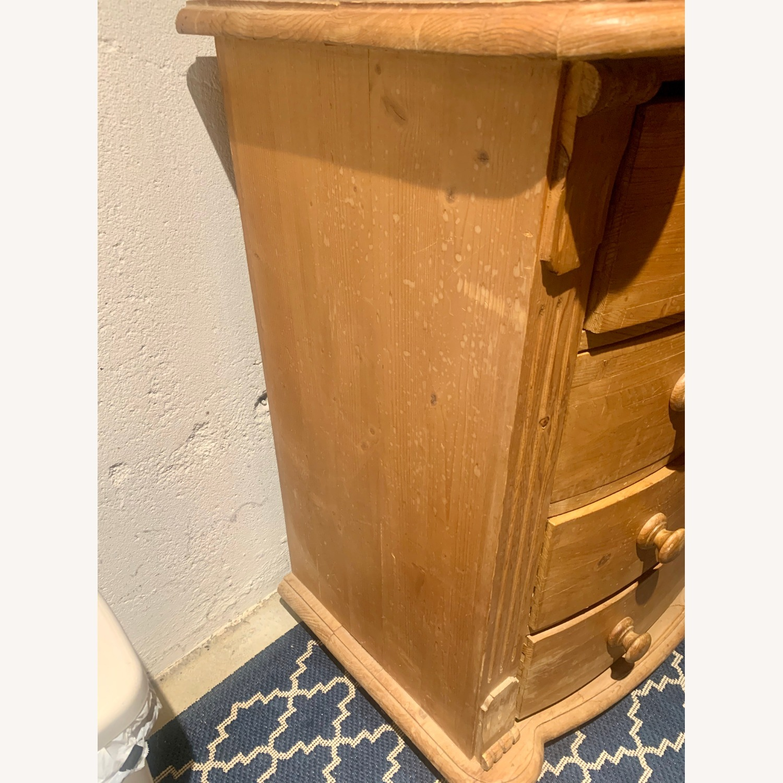 4 Drawer Wooden Dresser - image-4