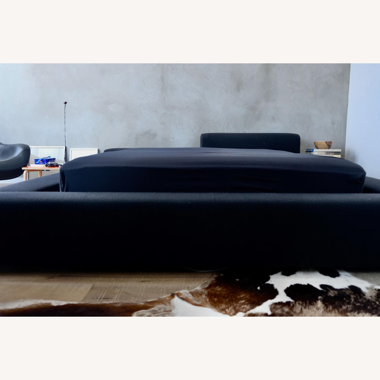 Black Italian Divani Bed - image-2