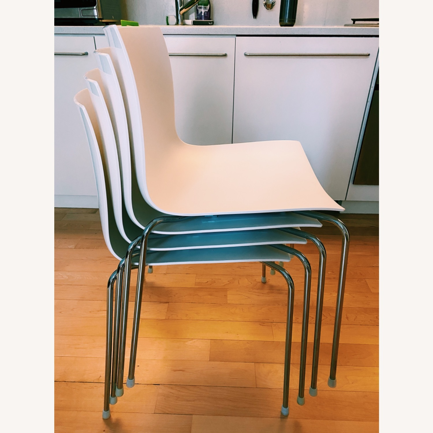 Arper Catifa Dining Chairs (4) - image-4