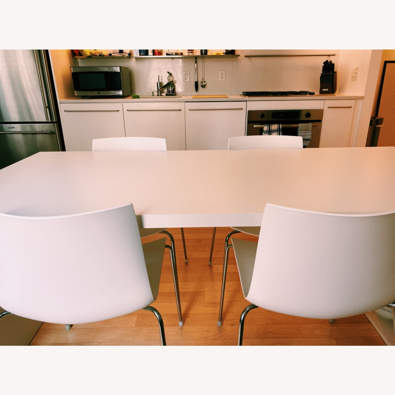 Arper Catifa Dining Chairs (4) - image-3