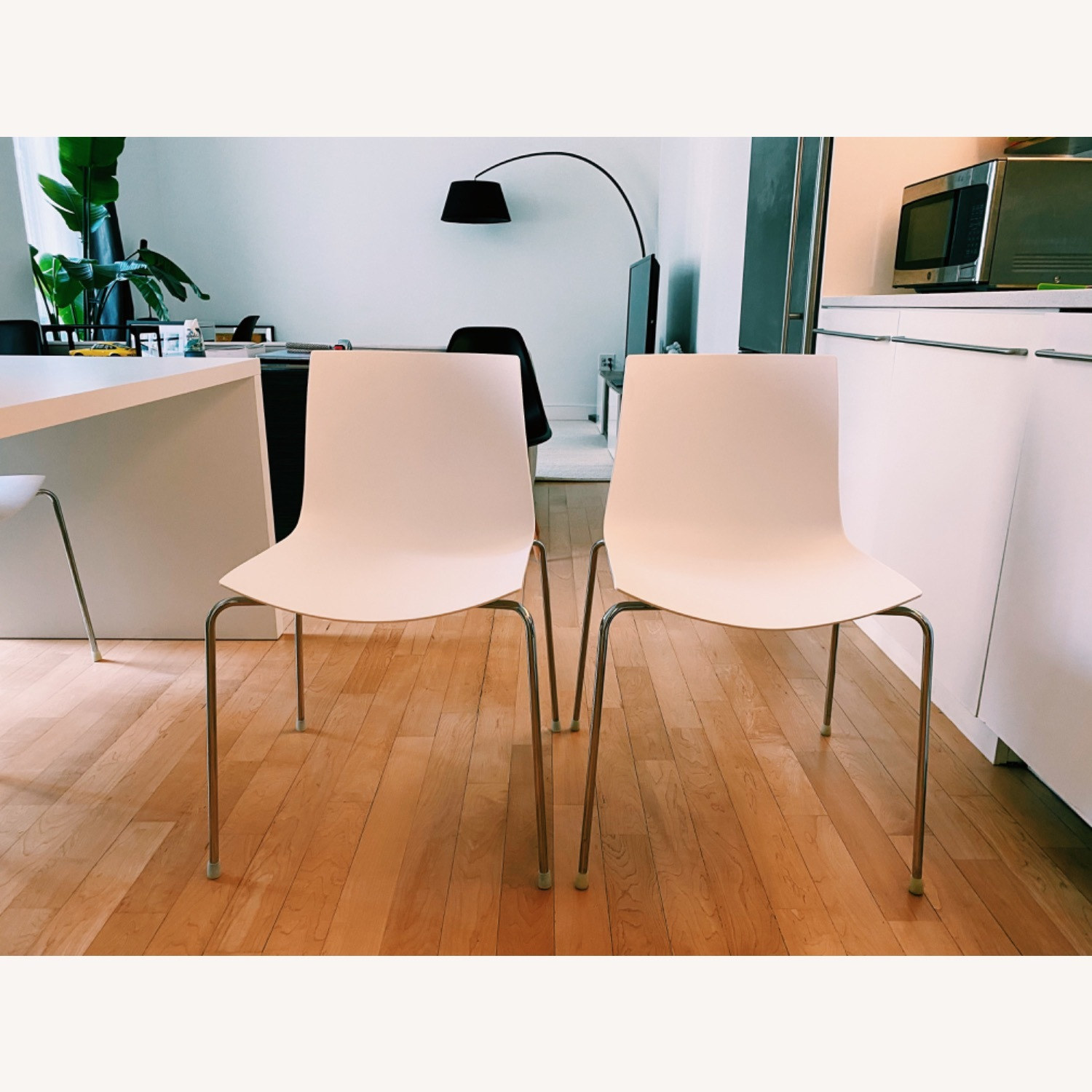 Arper Catifa Dining Chairs (4) - image-9