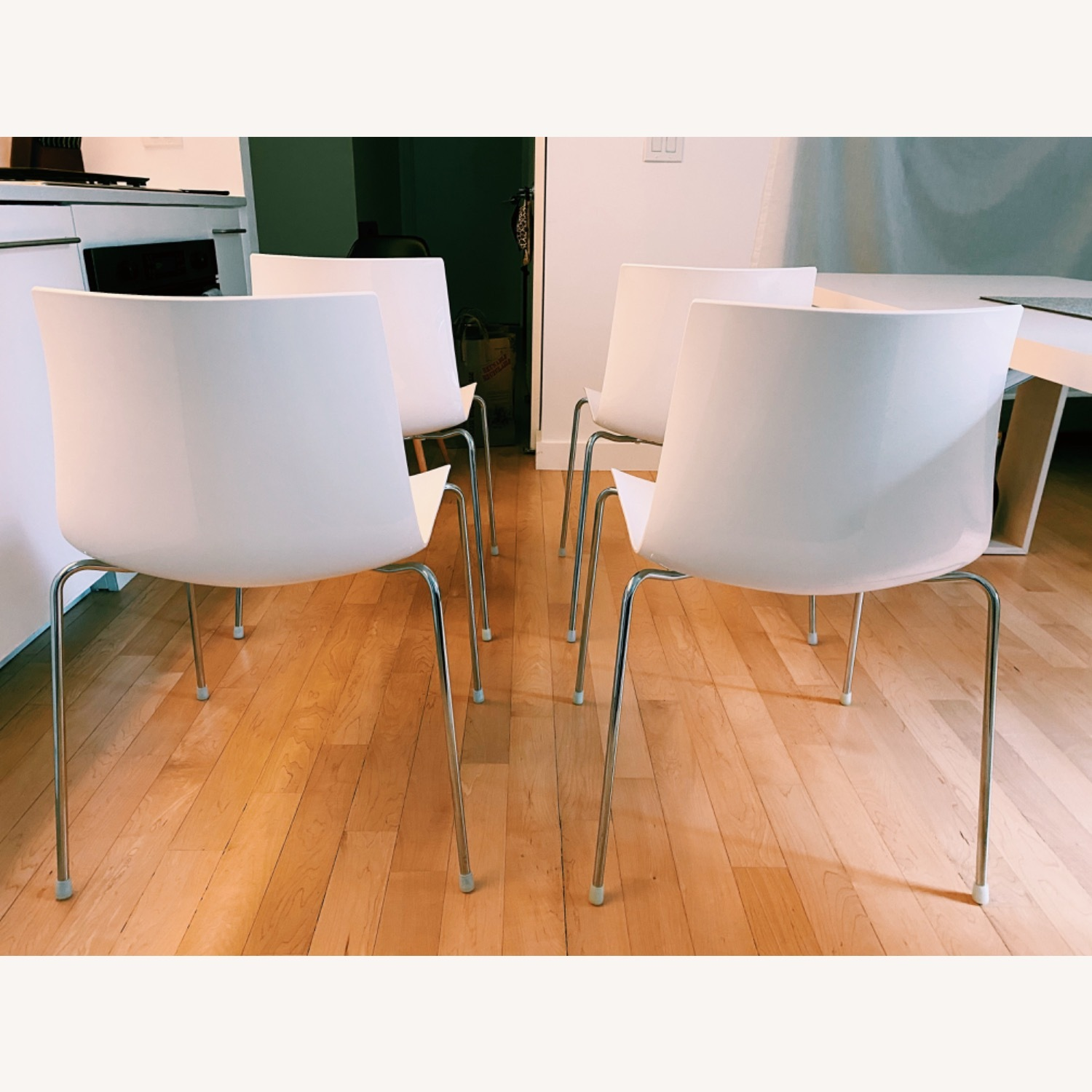 Arper Catifa Dining Chairs (4) - image-5