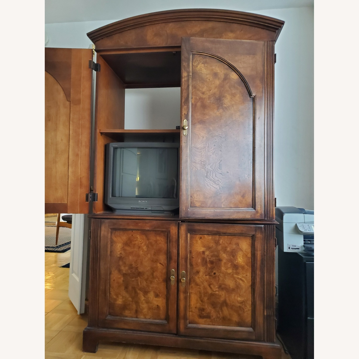 Thomasville North Carolina Built Armoire - image-1