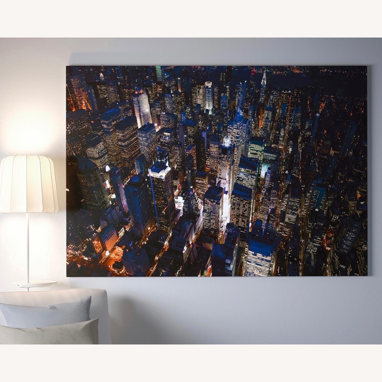 IKEA City Lights Artwork - image-2