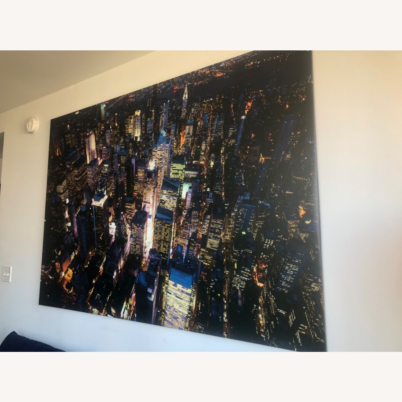 IKEA City Lights Artwork - image-1