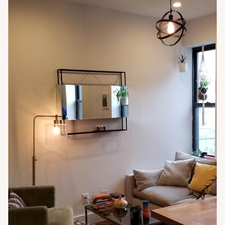 Wayfair Modern Shadowbox Mirror - image-2