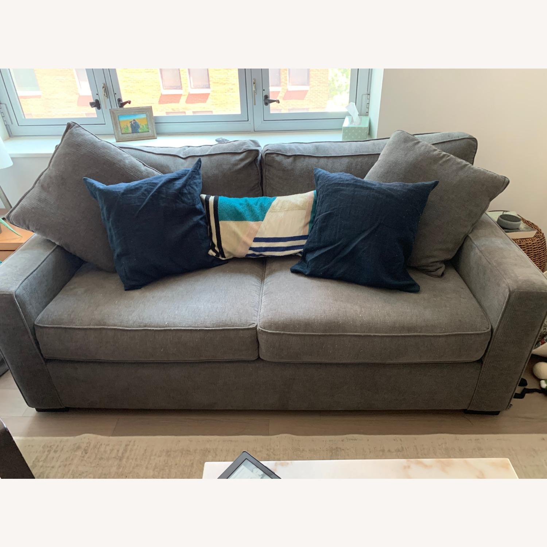 Macy's Sleeper Sofa - image-1
