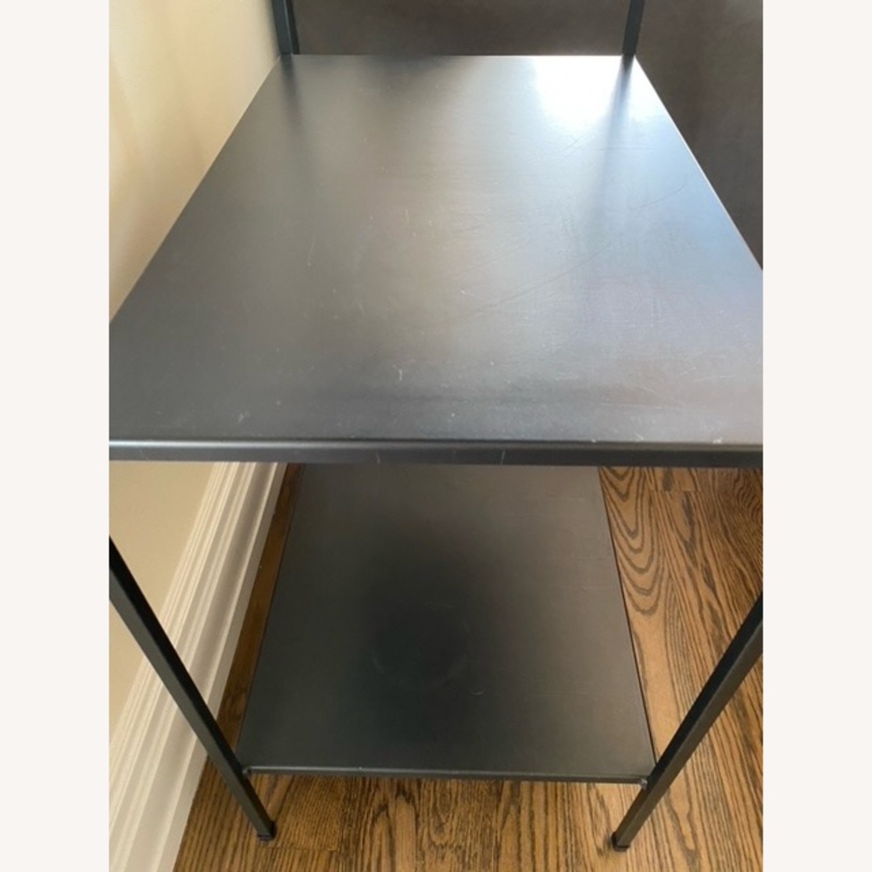 Room & Board Slim Bookcase in Natural Steel - image-3