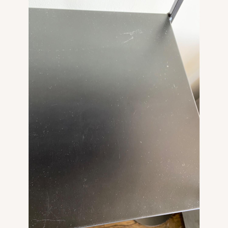 Room & Board Slim Bookcase in Natural Steel - image-7