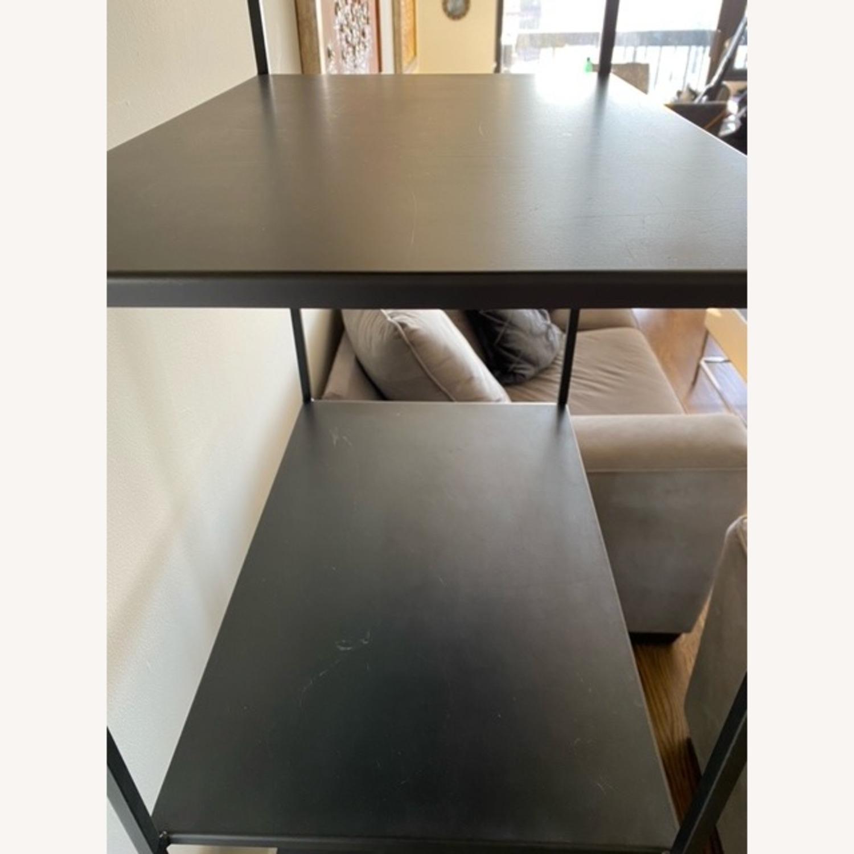 Room & Board Slim Bookcase in Natural Steel - image-2