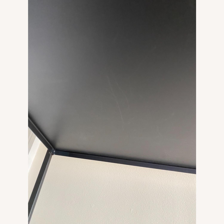 Room & Board Slim Bookcase in Natural Steel - image-4