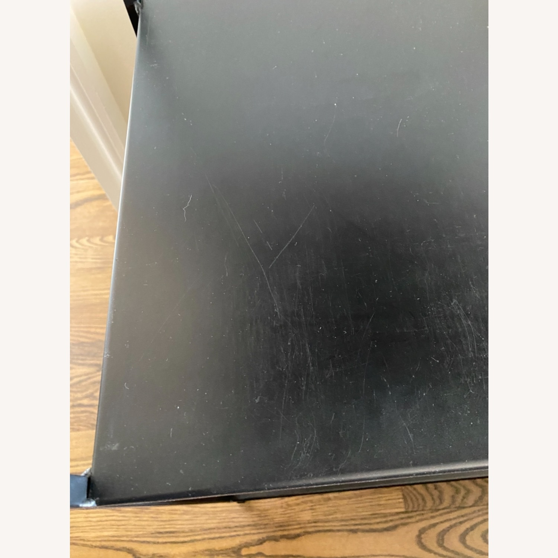 Room & Board Slim Bookcase in Natural Steel - image-6