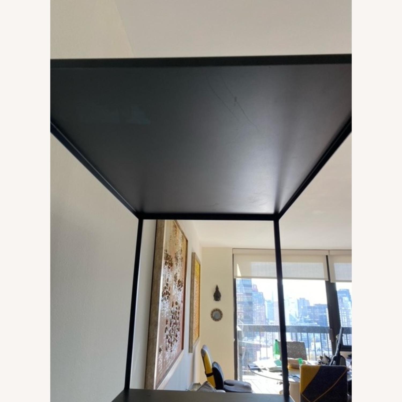 Room & Board Slim Bookcase in Natural Steel - image-1