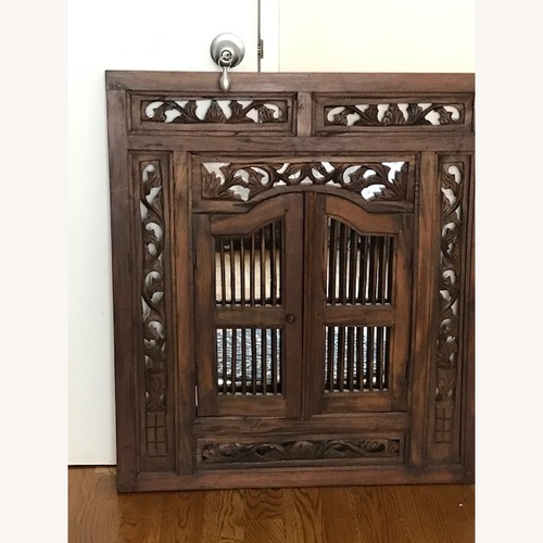 Used Artisan Home Mirror from Thailand for sale on AptDeco