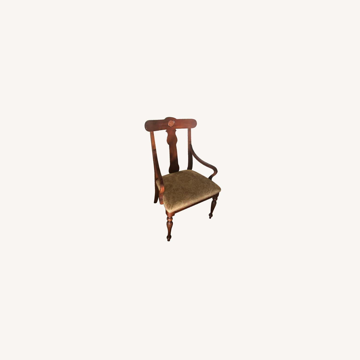 Ethan Allen Dining Room Chairs - image-0