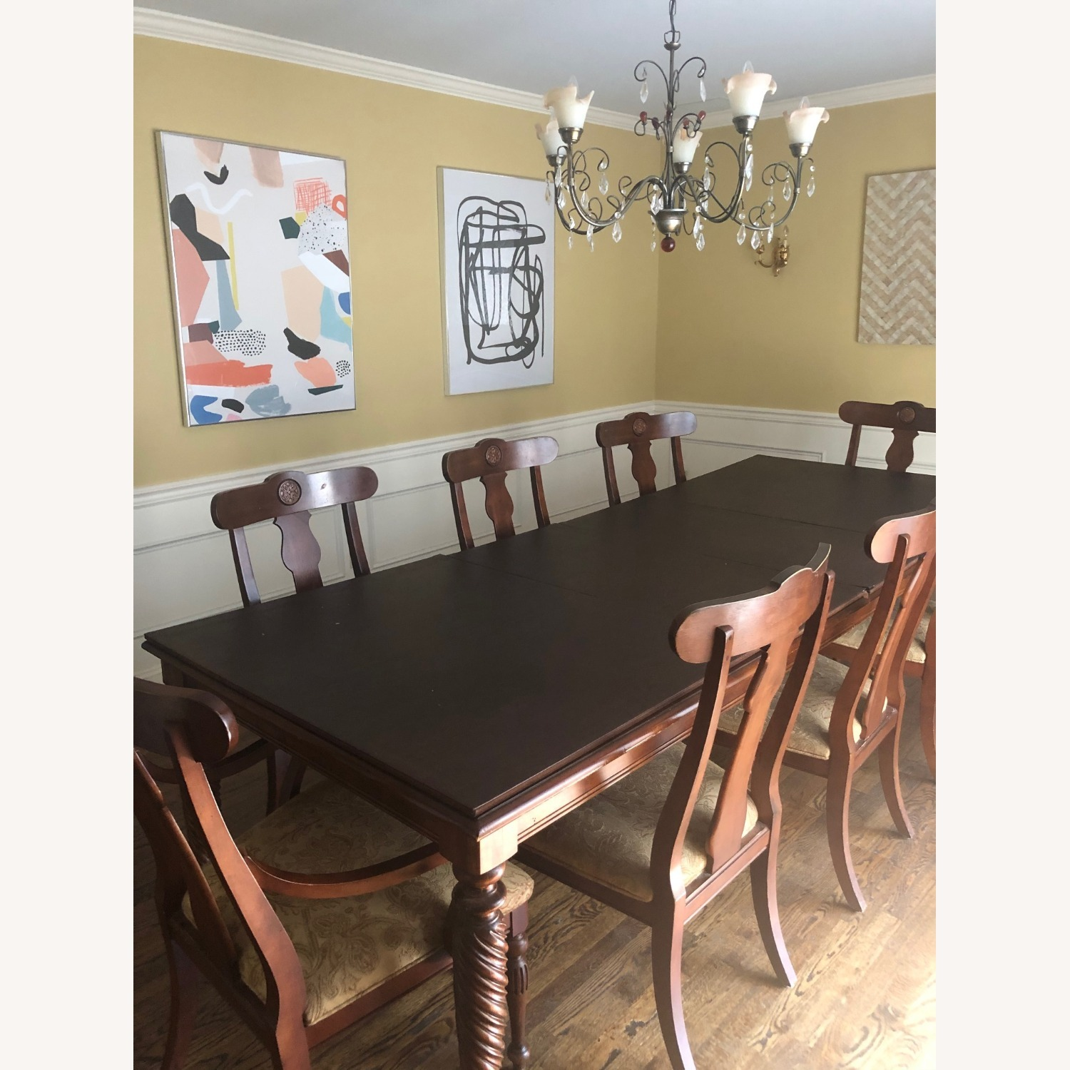 Ethan Allen Dining Room Chairs - image-1