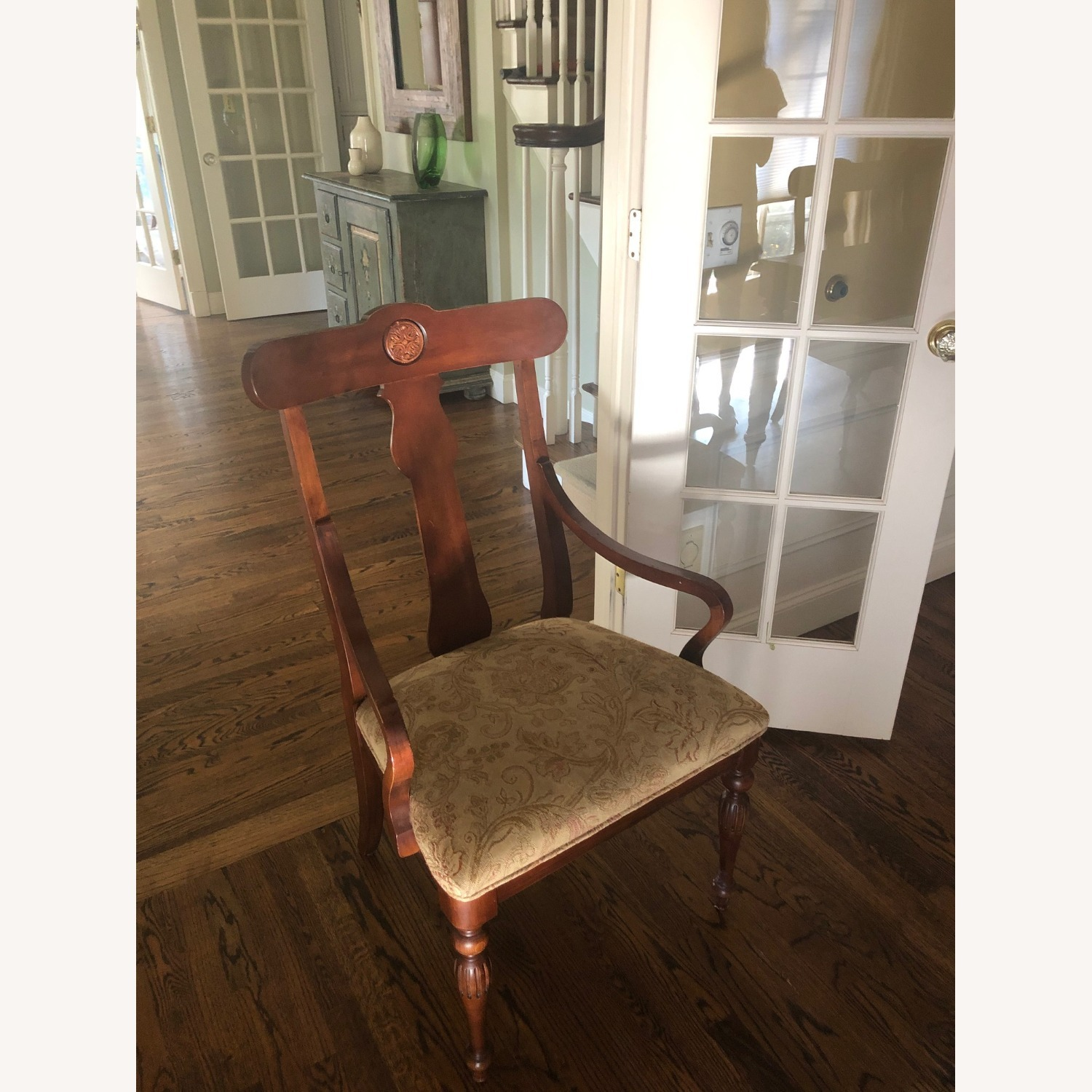 Ethan Allen Dining Room Chairs - image-2