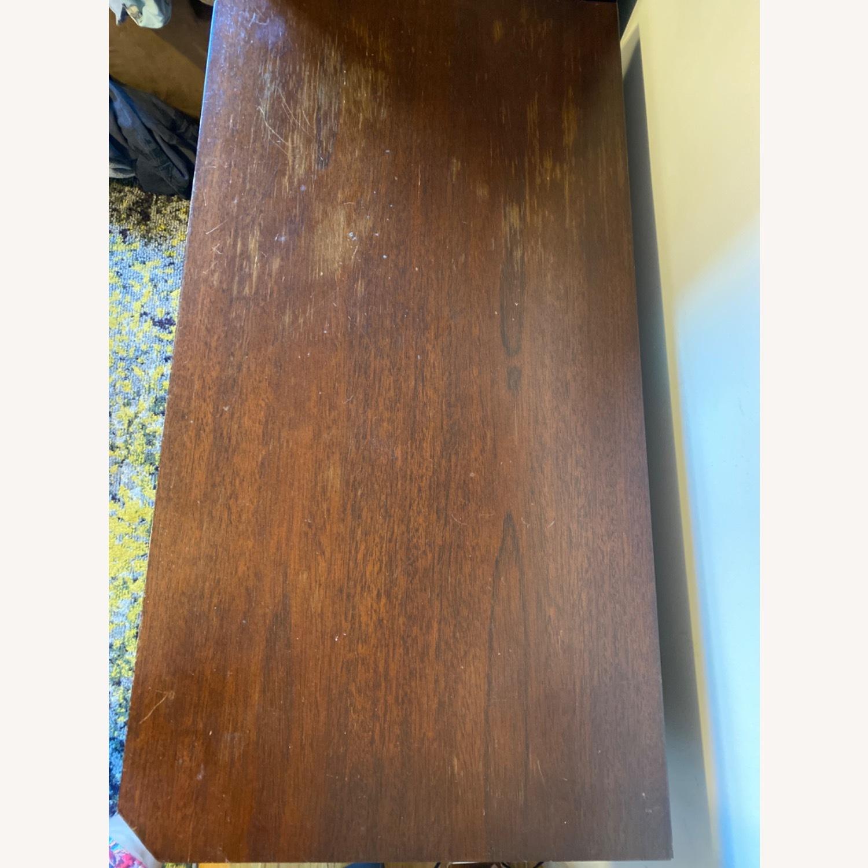Ethan Allen Mirrored Wood Dresser - image-5