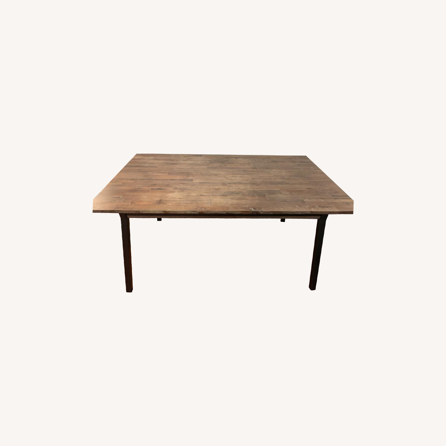 All Modern Mid Modern Dining Table - image-0