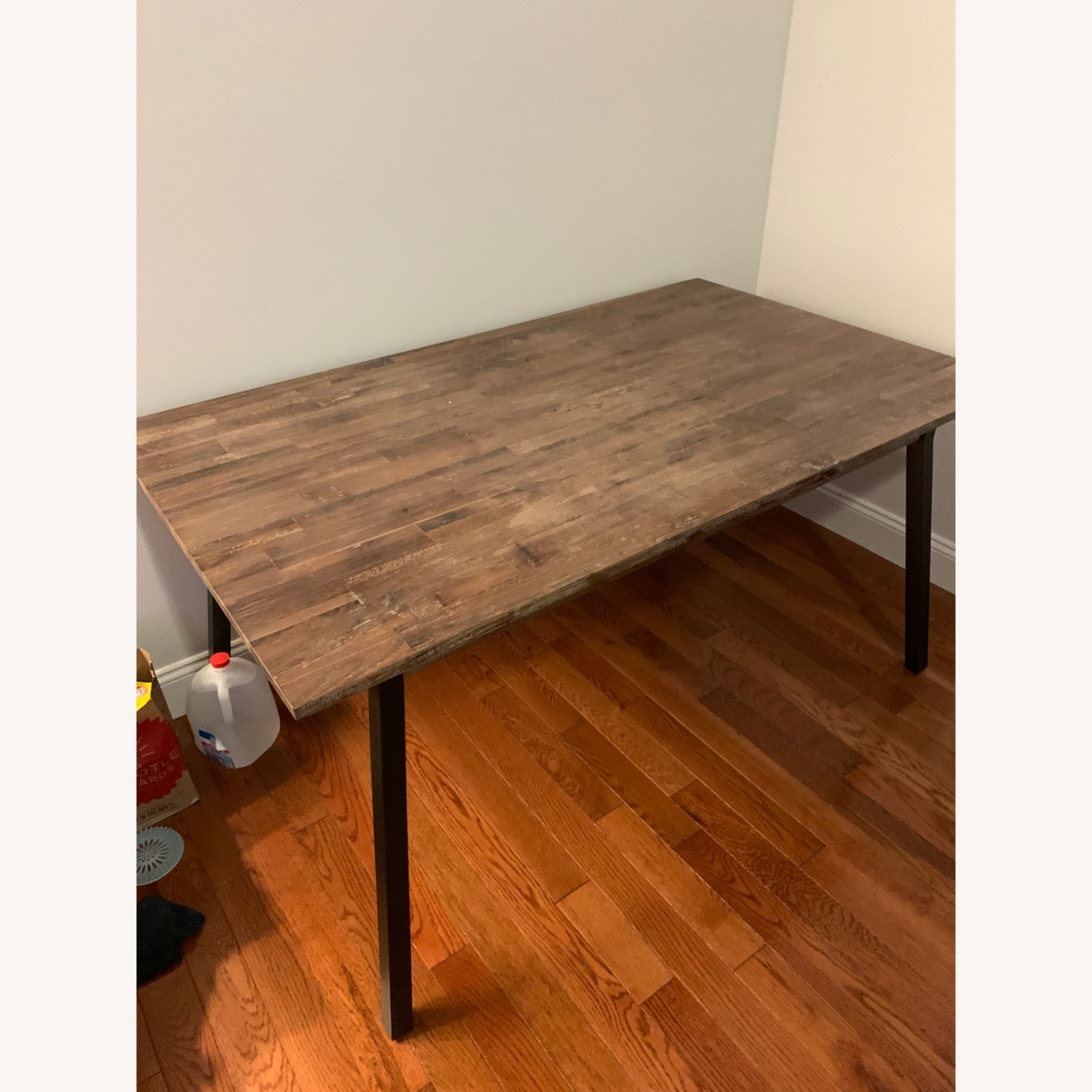 All Modern Mid Modern Dining Table - image-2