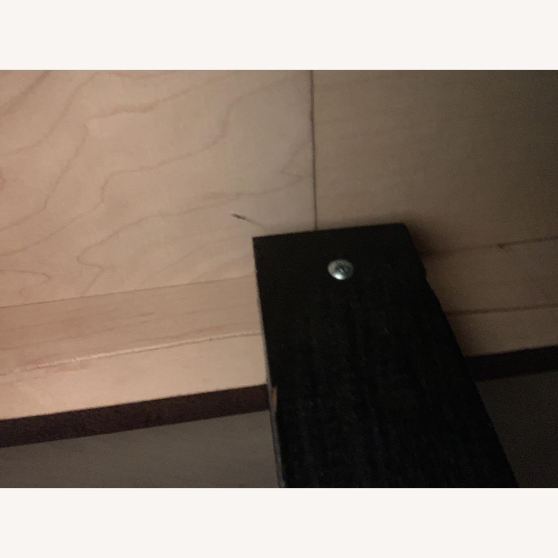 "Copeland ""Astrid"" Walnut Platform Bed + Headboard - image-20"