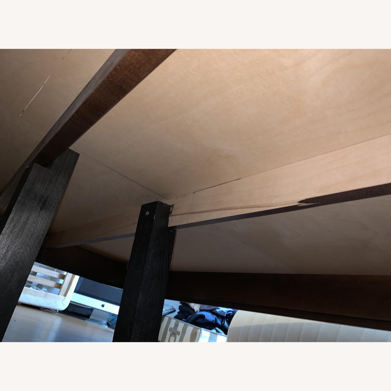 "Copeland ""Astrid"" Walnut Platform Bed + Headboard - image-15"