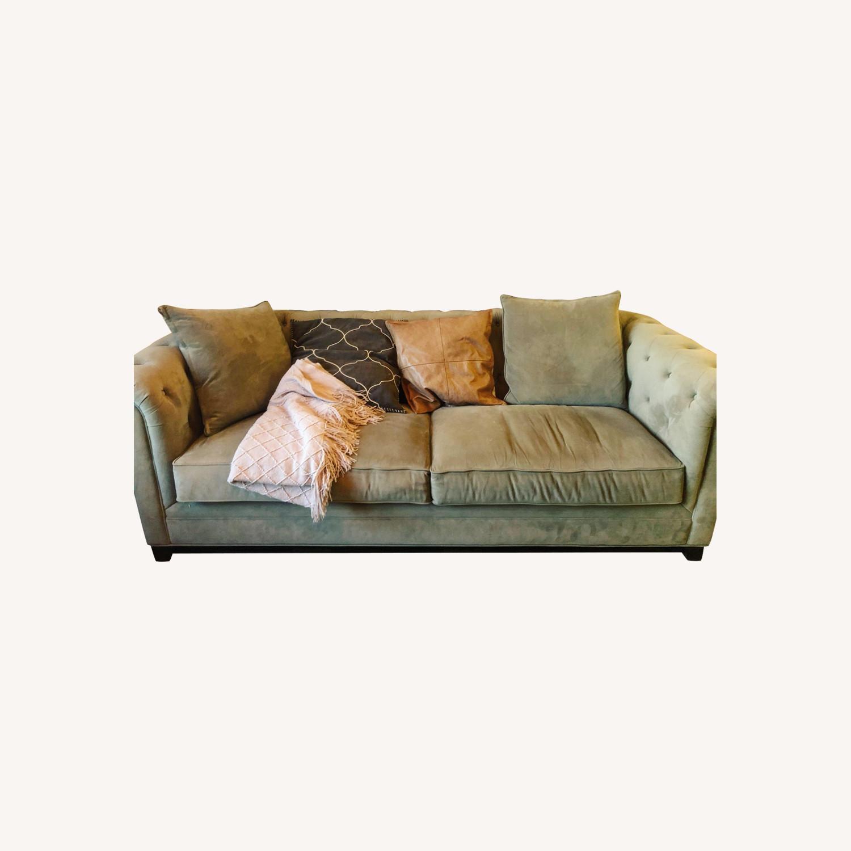 "Martha Stewart Saybridge 92"" Fabric Sofa - image-12"