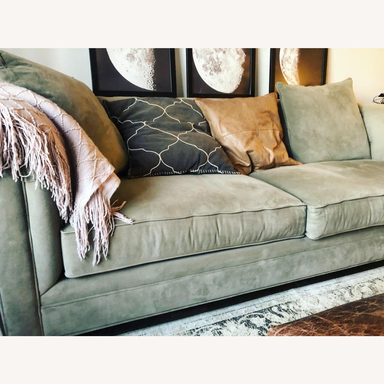 "Martha Stewart Saybridge 92"" Fabric Sofa - image-9"