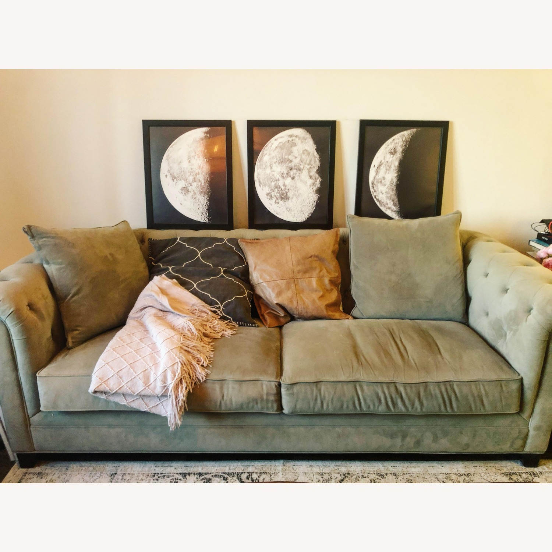 "Martha Stewart Saybridge 92"" Fabric Sofa - image-1"