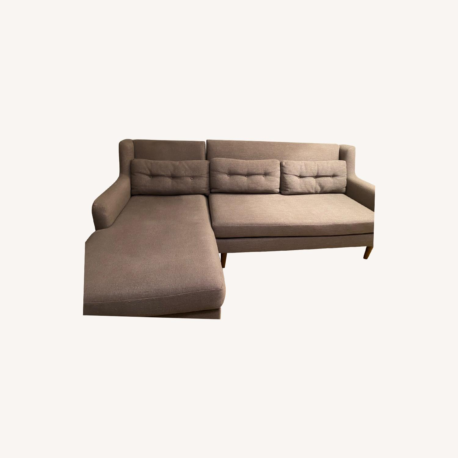 West Elm Crosby Sectional - image-0