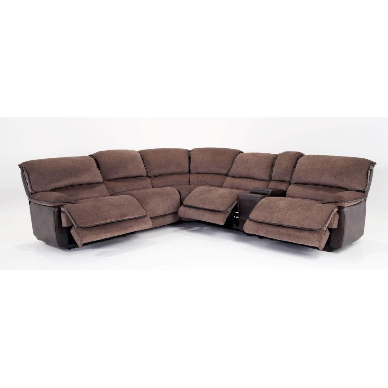 Bob's Discount 6 Piece Reclining Couch - image-4
