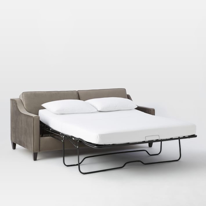 West Elm Queen Size Sleeper Couch - image-3
