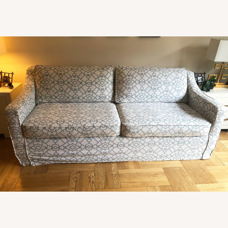 West Elm Queen Size Sleeper Couch - image-2