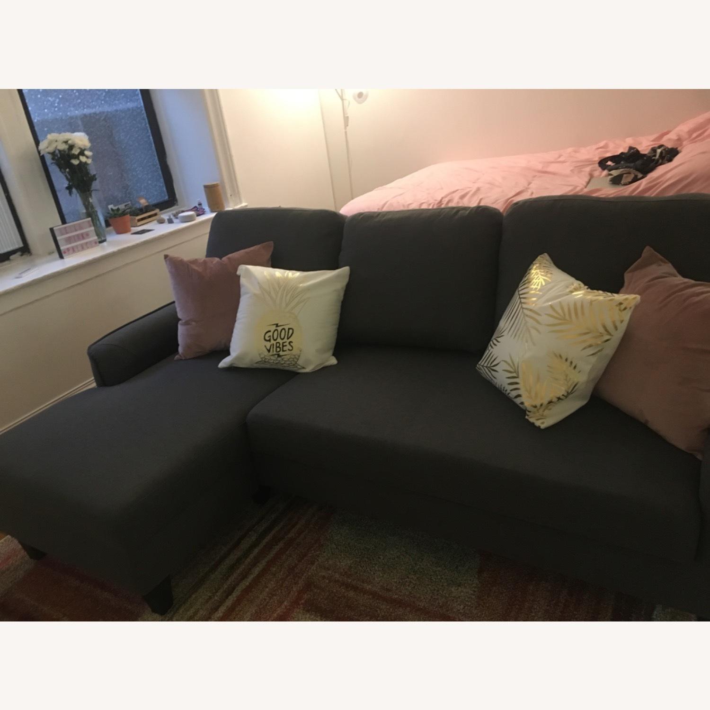 Ashley Furniture Sleeper Sectional Sofa - image-3