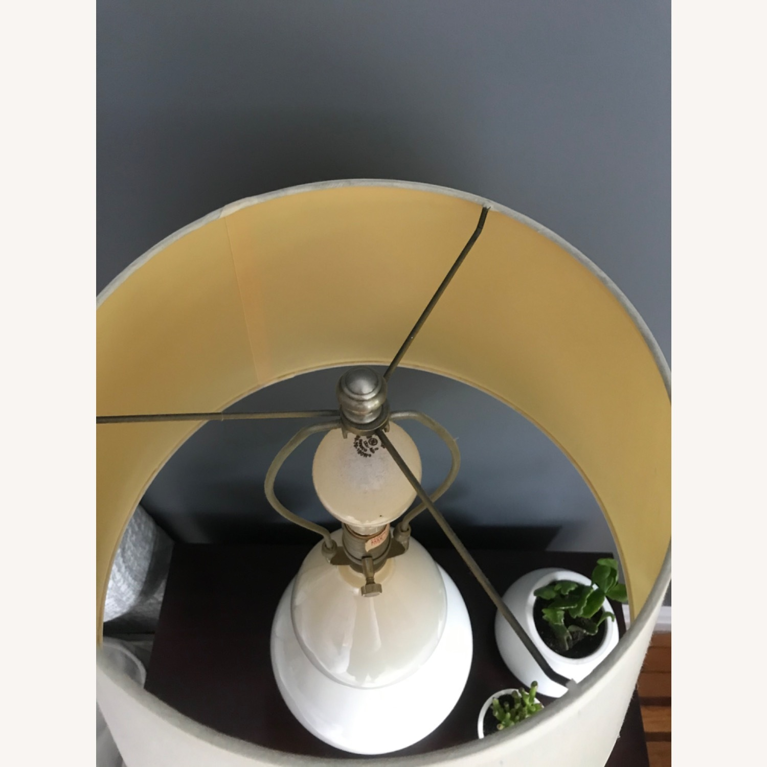 Restoration Hardware Table Lamp - image-4