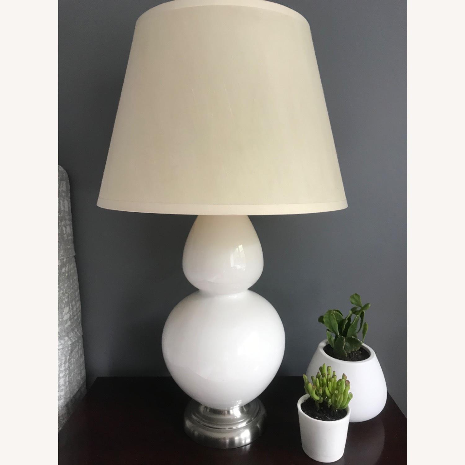 Restoration Hardware Table Lamp - image-1