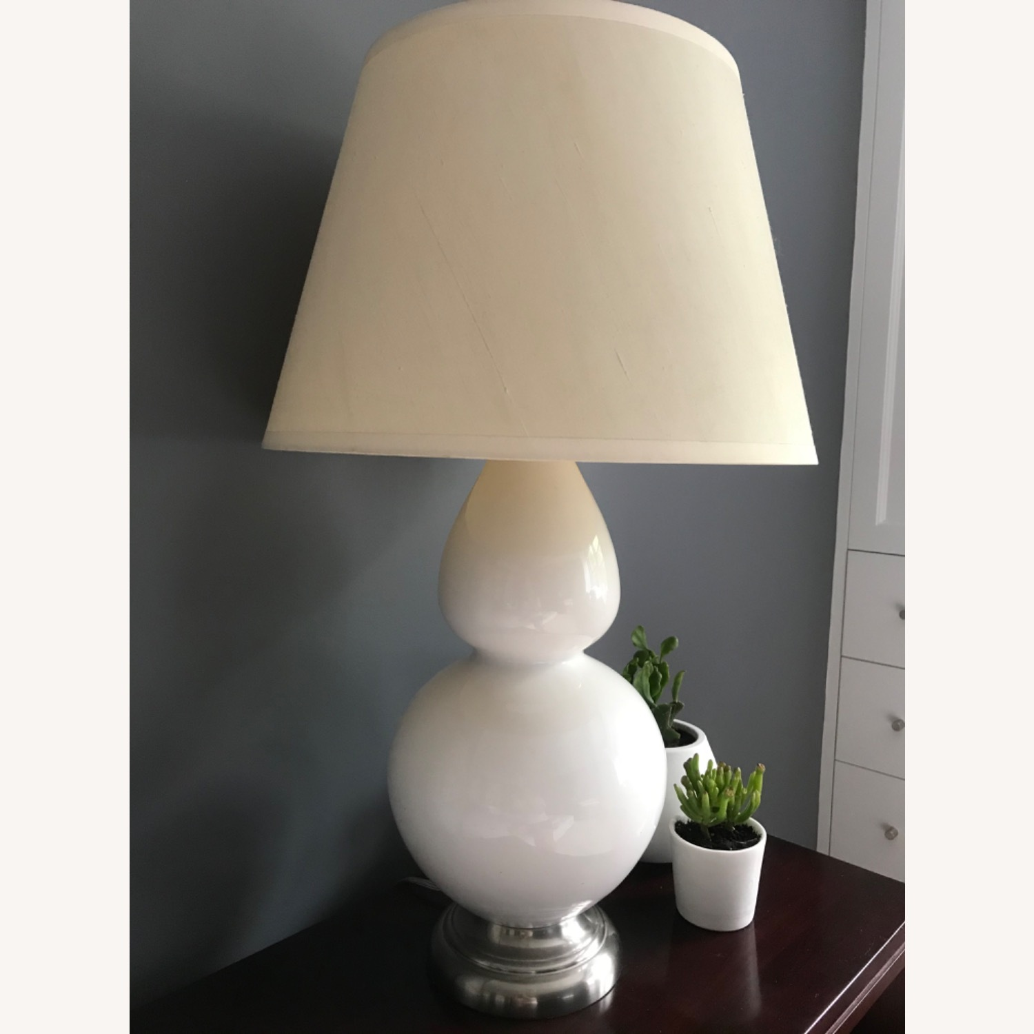 Restoration Hardware Table Lamp - image-2