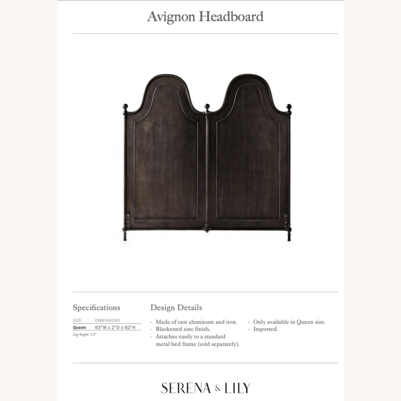 Serena & Lily Avignon Headboard Queen Size - image-5