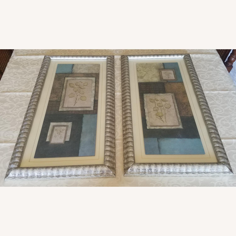 Set of 2 Framed Prints - image-1