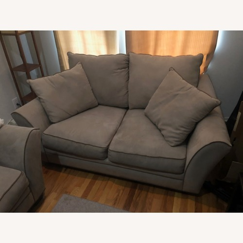 Used Raymour & Flanigan Loveseat for sale on AptDeco