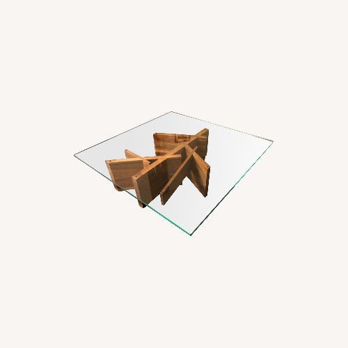 Used Ligne Roset Ashera Coffee Table for sale on AptDeco
