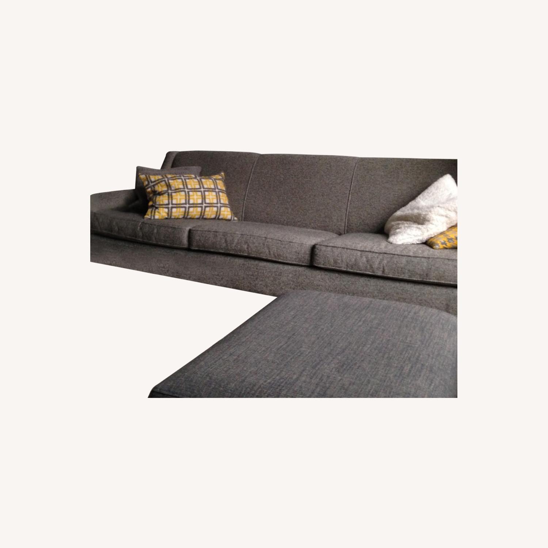 Mitchell Gold + Bob Williams Cara Sofa - image-0