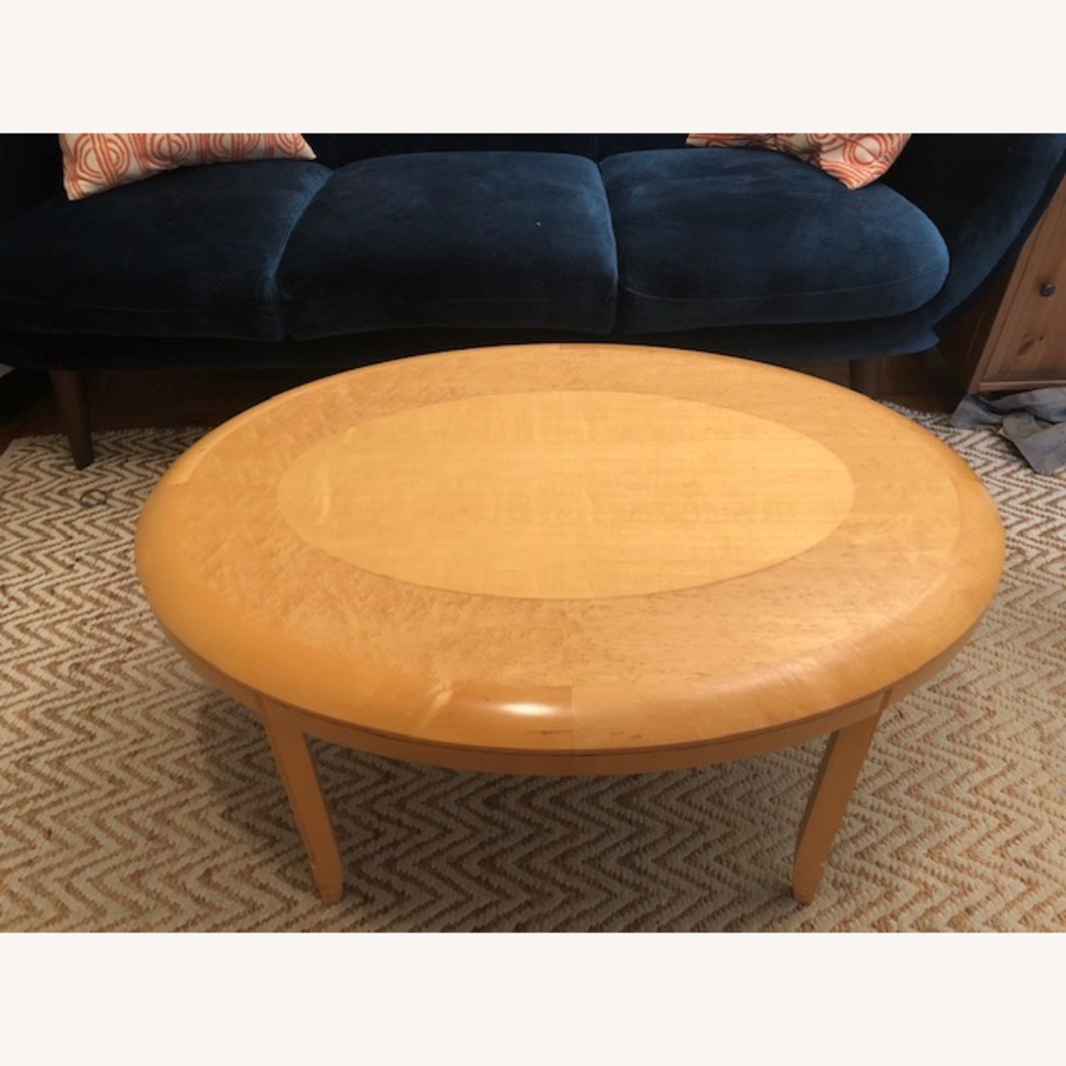 Solid Wood Coffee Table - image-3