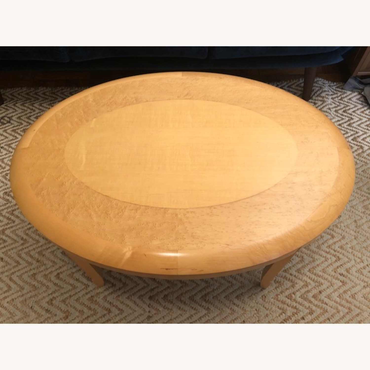 Solid Wood Coffee Table - image-1